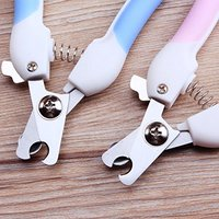 Pet Grooming Tool Professional Dog Cat Nail Clippers And Trimmer Claw Scissors With A Nail File