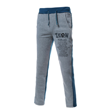 Mens Joggers 2017 Brand Male Trousers Men Pants Casual Pants Sweatpants Jogger Black XXXL WYD