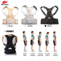Adjustable Magnet Posture Corrector Male Corset Back Belt Straightener Band Brace Shoulder Corretor De Postura Braces Supports