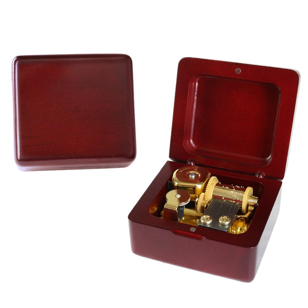 Wedding Music Box Gift: Aliexpress.com : Buy Sinzyo Handmade Wooden Wedding March