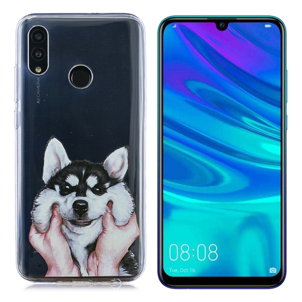 Soft Case For Huawei P Smart 2019 Case Soft Silicone TPU Transparent Phone Back Cover For Capa Huawei P Smart 2018 PSmart 2019  (4)