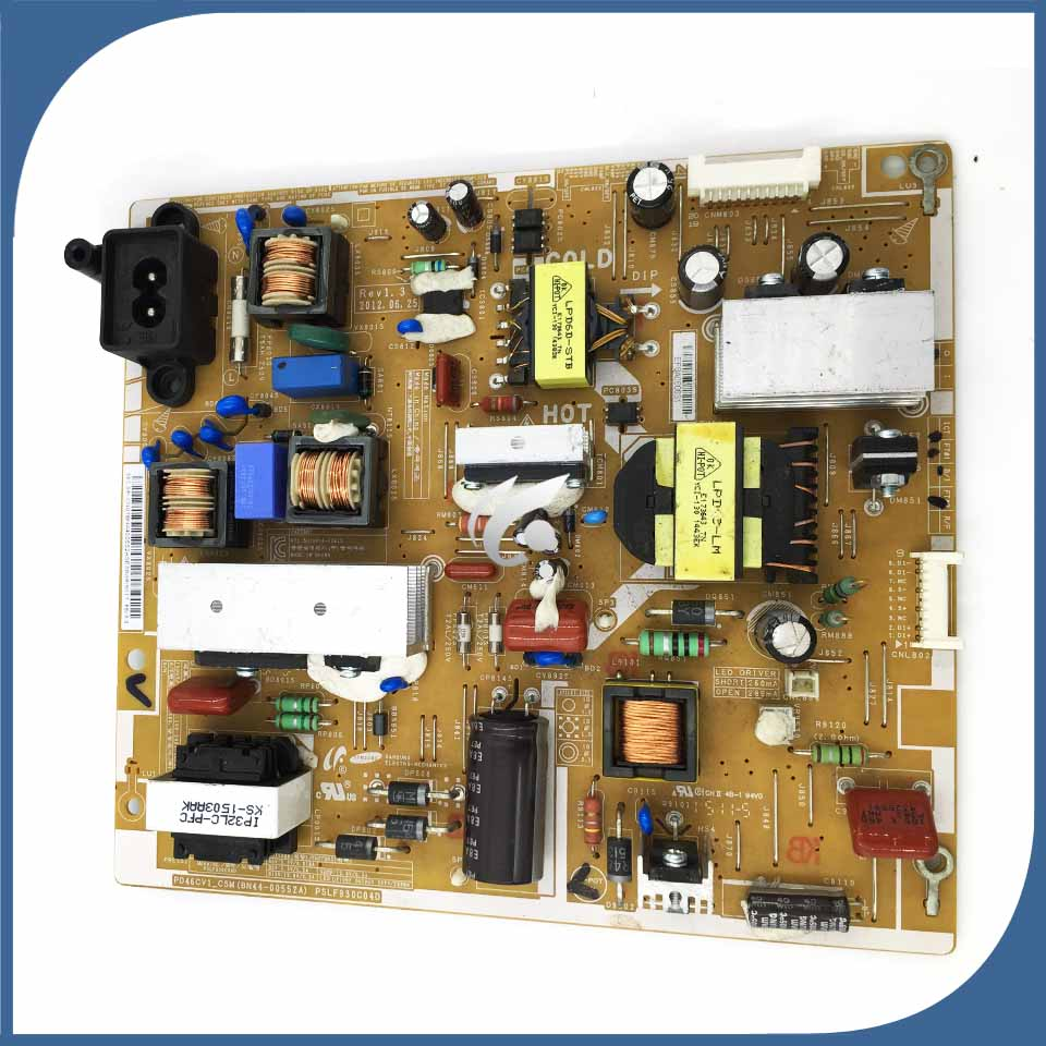 good Working original used for power supply board BN44-00552A PSLF930C04D PD46CV1_CSMgood Working original used for power supply board BN44-00552A PSLF930C04D PD46CV1_CSM