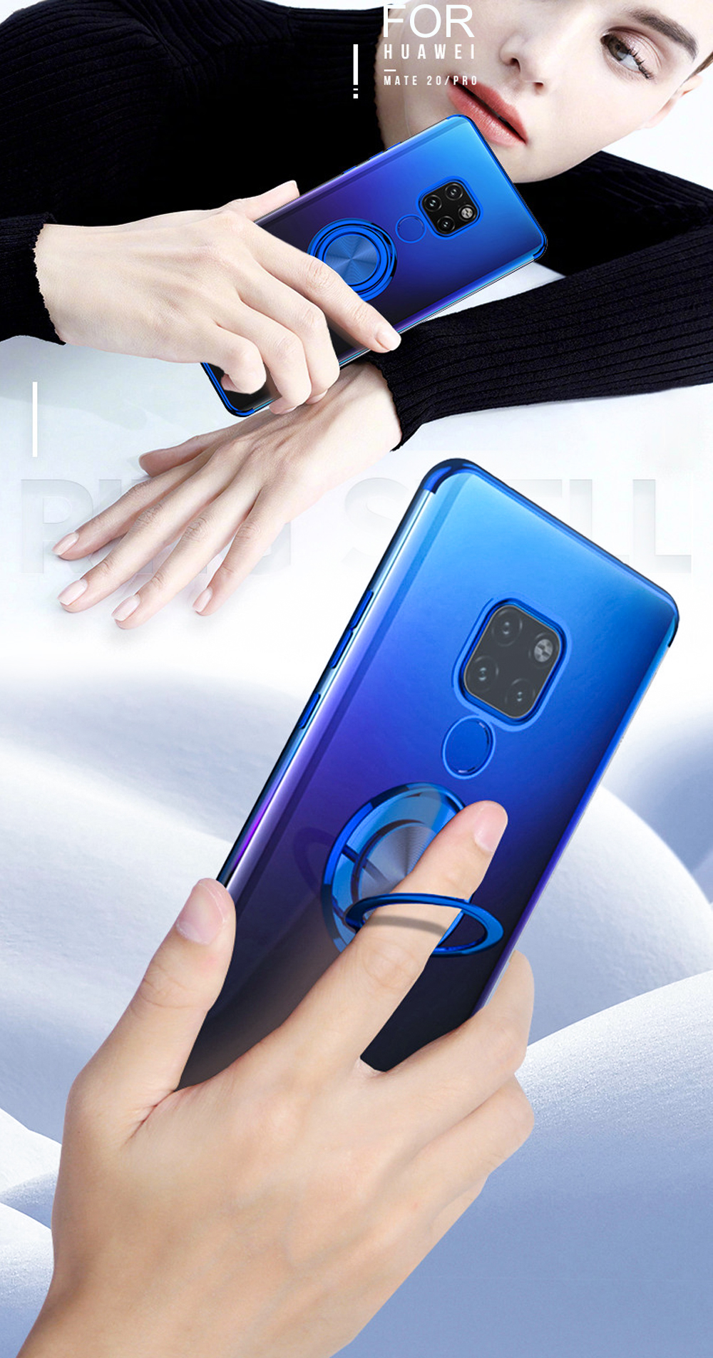 Ascromy-For-Huawei-Mate-20-pro-Soft-Silicone-Plating-Bumper-Case-Cover-Ring-Holder-Stand-For-Huawei-P20-Lite-Mate20-Mate-20-Pro (1)