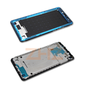 Image 3 - for Xiaomi Redmi Note 5 Pro Middle Frame Plate LCD Supporting Mid Faceplate Frame Bezel Housing Replacement Repair Spare Parts