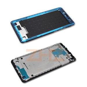 Image 3 - 用xiaomi redmi注5プロミドルフレーム板液晶支持mid前面ハウジングの交換修理スペアパーツ