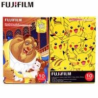 20 Sheets Fujifilm Fuji Instax Mini 8 Pikachu Beauty And The Beast Film For 7 8