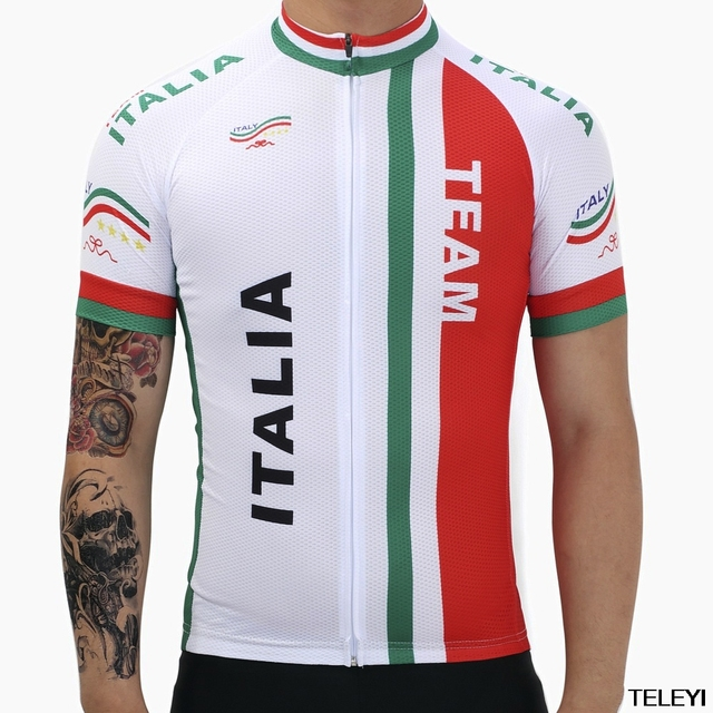 LIFE ON TRACK Mens Cycling Jersey Hot Style Bike Bicycle Clothing Summer  Short Breathable Bike Shirt Quick-dry Outdoor Sportwear ee6ad9a78