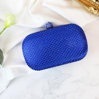Custom oval bag Crossbody Bag Aquamarine small Satchel Bag Crossbody female mini mobile phone