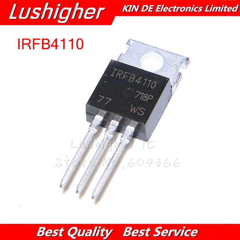 50 шт IRFB4110PBF IRFB4110 TO220 B4110 К-220 МОП транзистор
