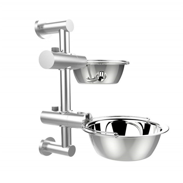 Lifting Stainless Steel Bowls