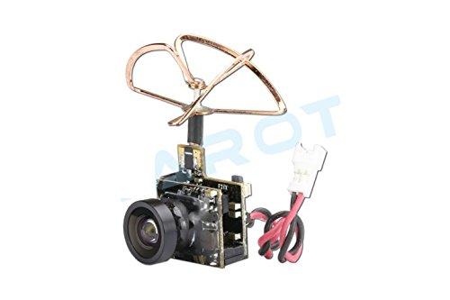 TL300M5 5.8G 25mW 48CH Integrated Mini Tiny AV Transmitter TX with 600TVL M7 Camera for Tarot DIY Racing Drone FPV F20392