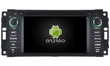 Android 5.1 car dvd GPS fOR CHRYSLER SEBRING,CIRRUS/300C JEEP CHEROKEE,COMMANDER,COMPASS,PATRIOT,WRANGLER DODGE AVENGER,CARAVAN,