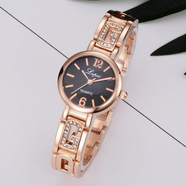Lvpai Relogio Masculino Luxury Watch Women Dress Bracelet Watch Quartz Wrist Dro