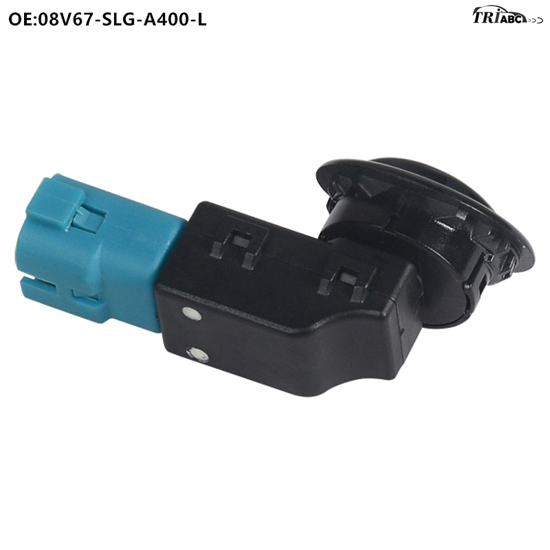 08V67 SLG A400 PDC Sensor For Honda Left Rear Original Hole Position Parkin Distance Control Car Backup PDC Parking Aid Sensor in Parking Sensors from Automobiles Motorcycles