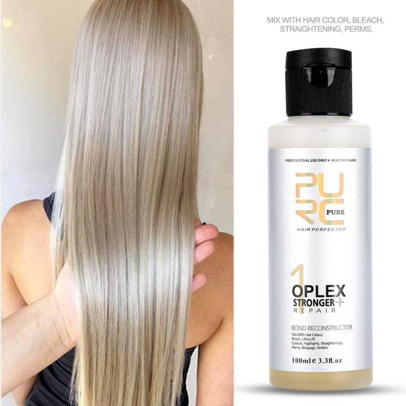 Oplex Zero Damage Hair Care Products Before Dyeing Perming Coloring  Bleaching Hair Repair