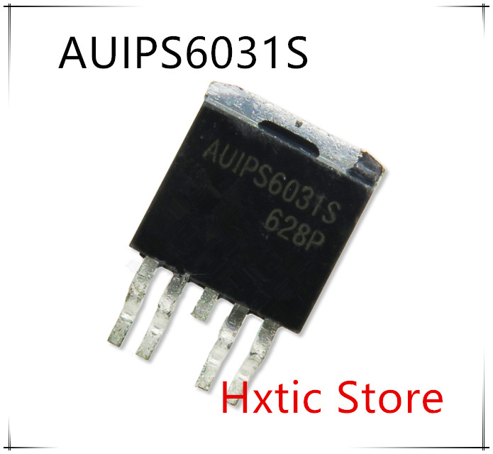 NEW 10PCS/LOT AUIPS6031S IPS6031S TO-263 IC