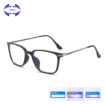 VCKA Anti Blue Ray Computer Glasses Men Gaming Blocking Goggles  Reading  Protection Eyewear Brand TR90  Women kacamata radiasi
