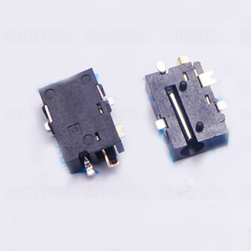 DC056 DC Power Socket Five Pins Gold Plated GB Tablet Power Connector 2.5 Caliber Inner Needle 0.7 gold plated socket pixhawk px4 247
