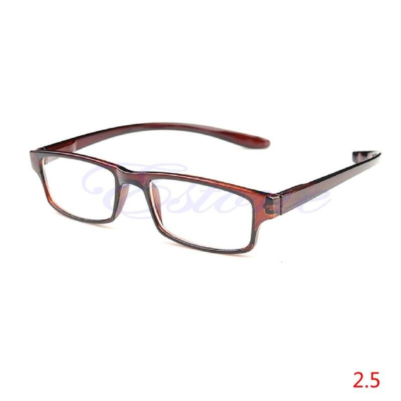 Шеечные очки легкие очки для чтения, очки пресбиопические очки Новые 1,0 1,5 2,0 2,5 3,0 диоптрий удобные