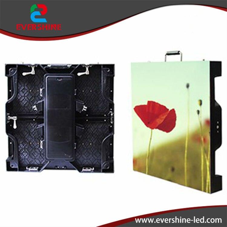 все цены на Stage Usage P3.91 Die-cast rental cabinet 300W power supply epistar LEDs онлайн