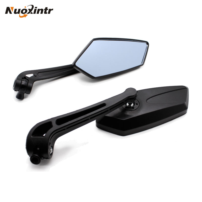 LED Side Mounted Rear View Mirrors For All Suzuki GSX1300R Hayabusa GSXR 600