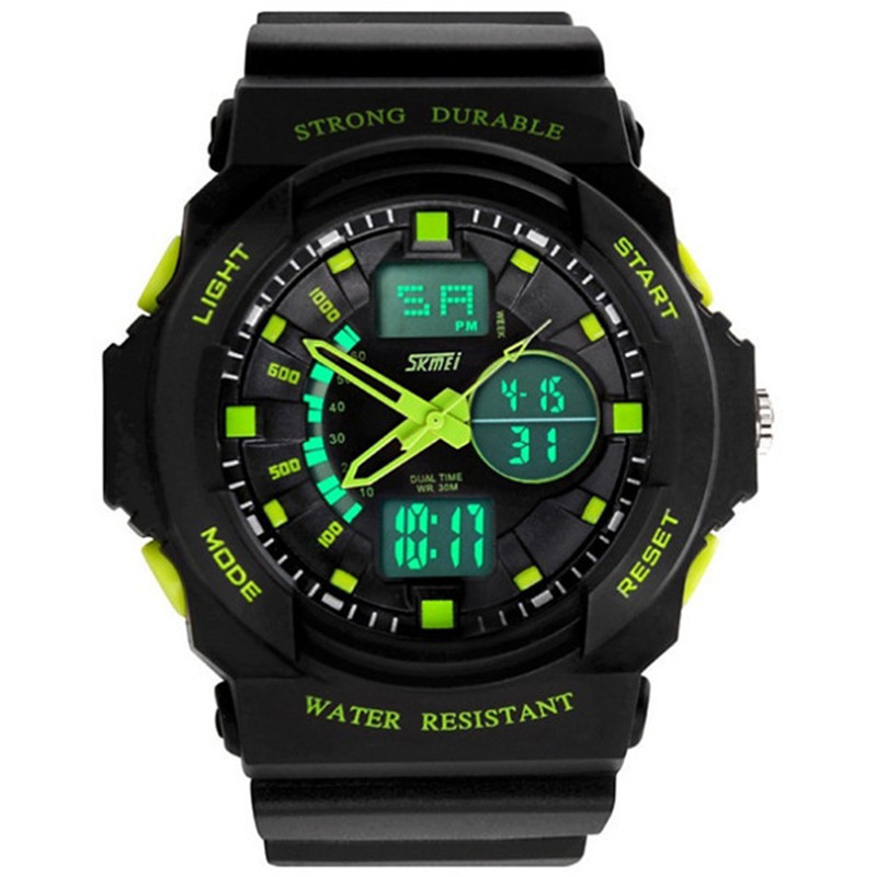 Digital Watch Skmei-Top Quartz Military Men Brand Casual Masculinos Male Luxury Relogios