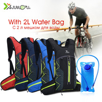 18L Sports Marathon Trail Running Cycling Unisex Vest Backpack With Outdoor 2L Hydration Accessories Nylon Climbing Running Bags
