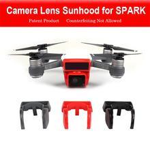 Digital camera Lens Solar Hood Sunshade Anti-glare Guard Gimbal Cowl Protector for DJI SPAR Drone