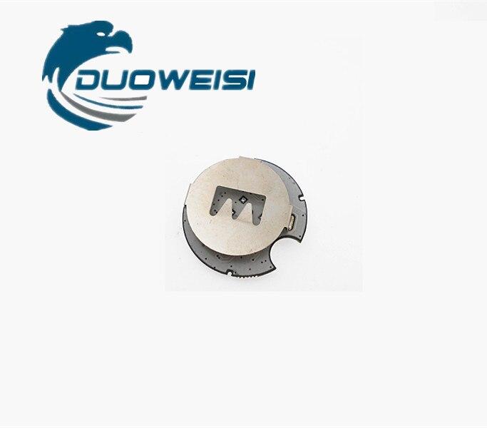 10 pièces NRF51822 Bluetooth 4.0 Module sans fil igyrophare station de base positionnement balise près du champ positionnement batterie avec coque - 5