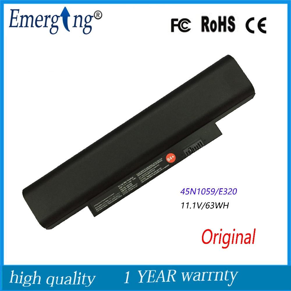 все цены на 11.1V 5130MAh Original New High Quality Laptop Battery for Lenovo E120 E125 E130 E135 E320 E325 E330 L330 45N1059 45N1058 онлайн