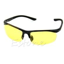 Ночное видение вождения Солнцезащитные очки для женщин автомобиля Anti-Ослепительная Goggle Защита от солнца козырек Очки