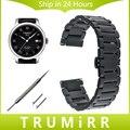 16mm 18mm 20mm 22mm quick release watch band para tissot t035 PRC 200 T055 T097 T099 T050 Pulseira Pulseira de Aço Inoxidável 4 cores