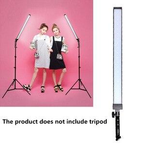 Image 1 - GSKAIWEN H 600 LED ビデオライトハンドヘルドランプ LED 写真スタジオ照明 5600 18K 調整可能な輝度 (含めない三脚)