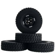 4pcs climbing car Tian Gong CC01 f350 rc4wd axial SCX10t tire remote control car tire accessories Rc