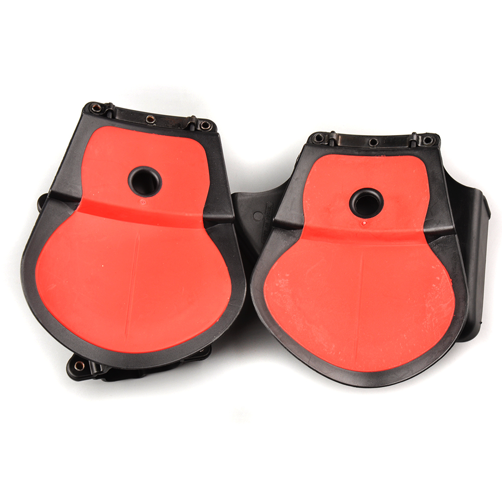 Tactical CU9 Black Handcuff Holster Pistol Holster Double Stack - Jacht - Foto 6
