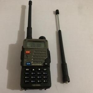 Image 1 - Antena retrátil multifuncional máxima 40cm antena para baofeng UV 5R BF 888S UV 9R barato antena walkie talkie acessório