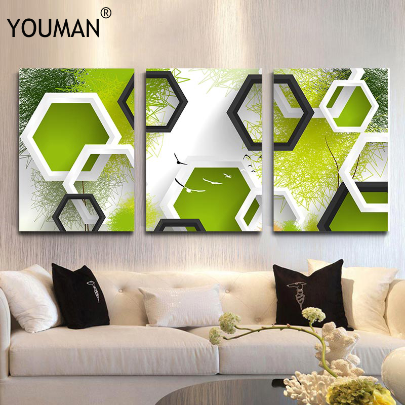 Modern Design Wallpaper Painting Poster For Bedroom Wall Covering Geometric Wall Paper Home Decor Luxury Living Room Wallpaper Wallpapers Aliexpress