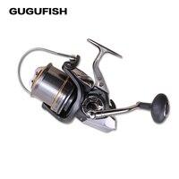 GUGUFISH 11 1BB Ball 8000 10000 12000 Series Full Metal Spool Jigging Trolling Long Shot Spinning