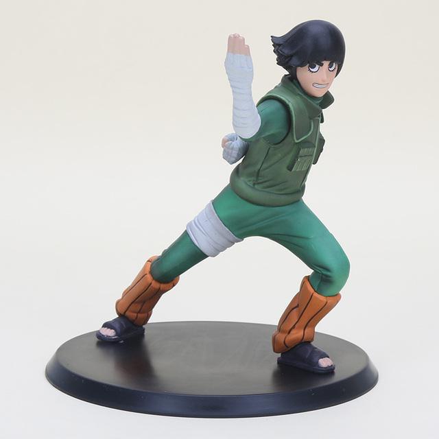 Naruto Shippuden Rock Lee Figura de Acción