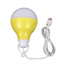 Лампочка USB светильник 5 в 7 Вт портативная Светодиодная лампа 5730 для чтения походов, походов, палаток, путешествий, работы с внешним аккумулятором для ноутбука