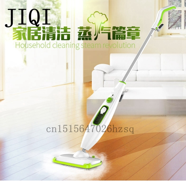JIQI High quality Steam Cleaners multifunction household steam mop ...