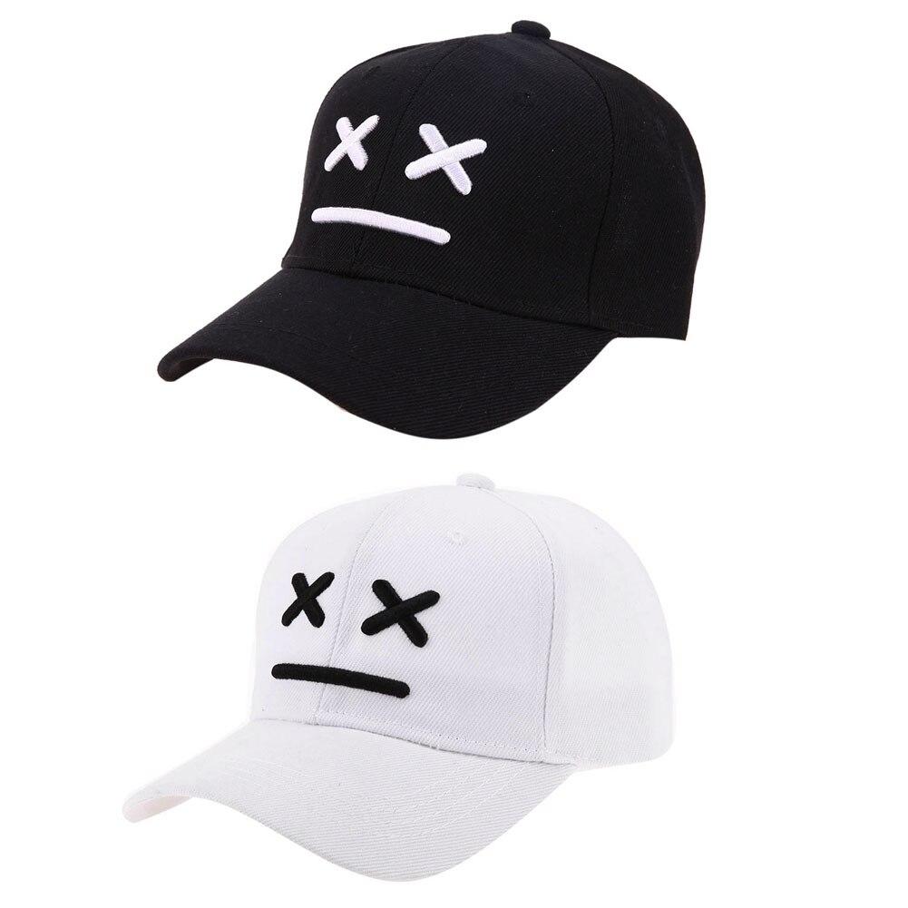 Lovely Smiling Snapback Hat Unisex Baby Baseball Cap Kids Sun Hats for Boys Girls blank kids youth baseball snapback hat