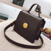 ETAILL Fashion Flap Luxury Brand Handbag Small Crossbody Bags Vintage Spring Female Shoulder Bag Smooth Pu Leather Women Bag
