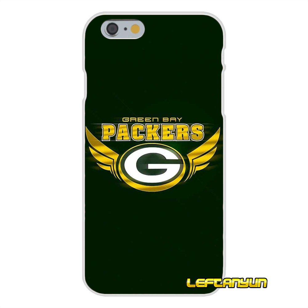 Football Sports Green Bay Packers Soft Silicone phone Case For Samsung Galaxy S3 S4 S5 MINI S6 S7 edge S8 Plus Note 2 3 4 5
