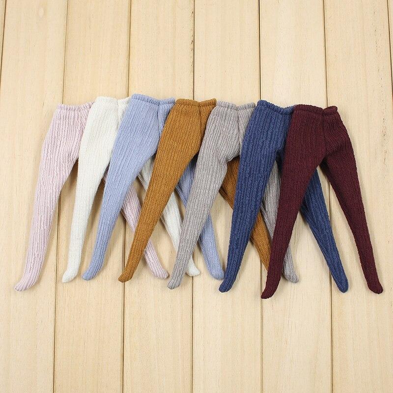 Neo Blythe Doll Cotton Stockings Legging 1