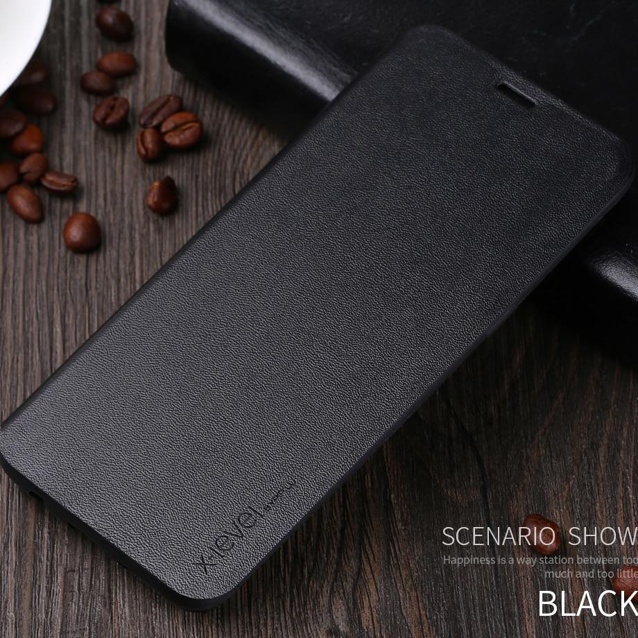 Luxury Kasus Untuk Samsung Galaxy S8 Plus Mode Ultra Tipis Kulit - Aksesori dan suku cadang ponsel - Foto 5