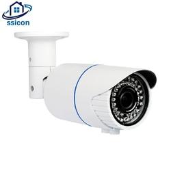 Ssicon H.265 5MP Ip Camera Poe 2.8-12 Mm Varifocale Lens Handmatige Zoom Waterdichte Outdoor Surveilance Beveiliging Camera Onvif