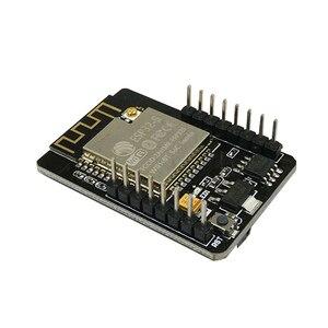 Image 3 - 10 sztuk ESP32 CAM ESP 32S moduł szeregowy Wi Fi dla WiFi ESP32 ESP32 pokładzie rozwoju 5V Bluetooth z OV2640 moduł kamery CAM