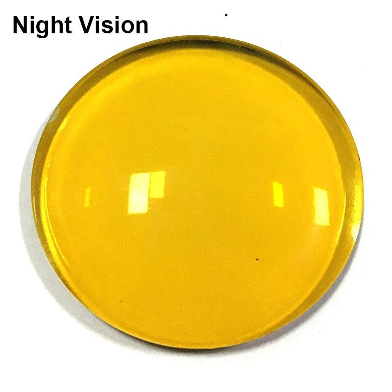 SO & EI nouveaux accessoires vision nocturne drive lunettes sur mesure pour lentilles de conduite lentilles optiques avec prescription unique visio