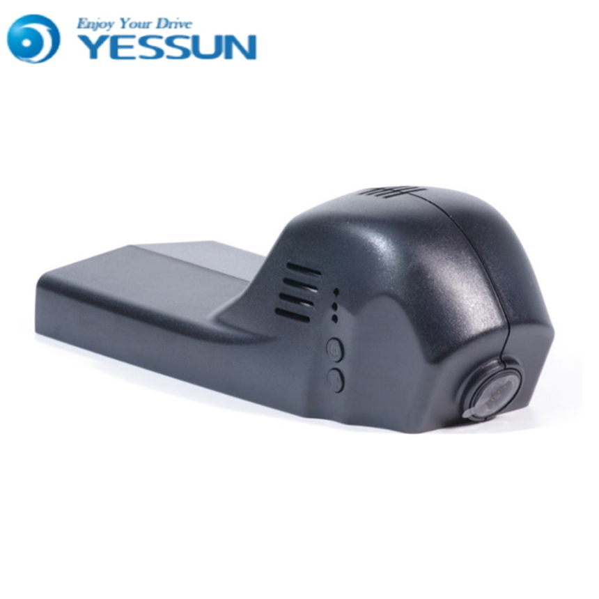 YESSUN Driving Recorder Car Wifi Dvr Mini Camera For BMW 3 series GT 328i 2014 Novatek 96658 Car Dash Cam Video Recorder for nissan elgrand novatek 96658 registrator dash cam car mini dvr driving video recorder control app wifi camera black box